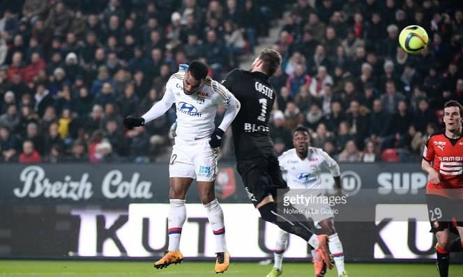Rennes vs Lyon, 20h00 ngày 02/04: Trở lại mặt đất