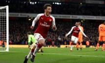 Arsenal hoàn tẩt hợp đồng tài trợ áo đấu 'khủng' nhất giới bóng đá