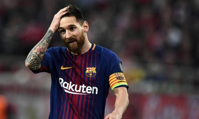 Từ chối lương 850.000 bảng/tuần của Man City, Messi đi bước lùi trong sự nghiệp?