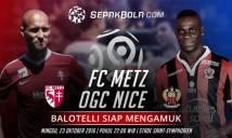 Metz vs Nice, 22h00 ngày 23/10: Tiếp tục bay cao