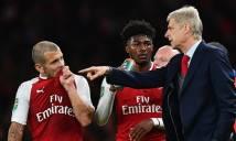 Trụ cột Arsenal thừa nhận suýt bị Wenger đá ra đường