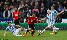 CHUYỆN LẠ: Thua thảm Huddersfield, Mourinho đổ lỗi tại Ý TRỜI