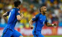 Payet tỏa sáng, Pháp đánh bại Romania trận khai màn