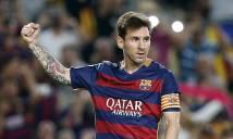 Lý giải nguyên nhân vì sao Messi không ăn mừng bàn thắng