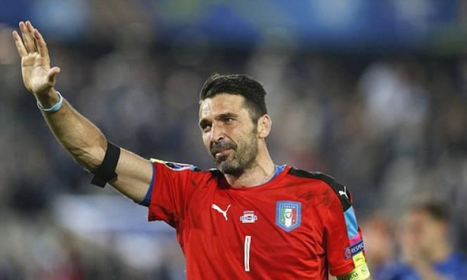 CHÍNH THỨC: Buffon chốt thời điểm giải nghệ
