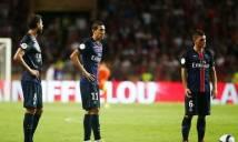 'Hùm xám' nhảy vào cuộc đua tranh giành sao PSG