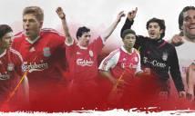 Gerrard, Alonso chuẩn bị tái xuất trong màu áo Liverpool