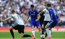 Góc chiến thuật Chelsea – Tottenham: Conte quá cao tay