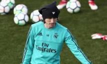 Thêm 1 sao Real phải ngồi ngoài ở trận tái đấu PSG