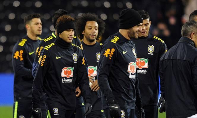 HLV tuyển Brazil: