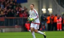Neuer xát muối vào nỗi đau của CĐV Arsenal