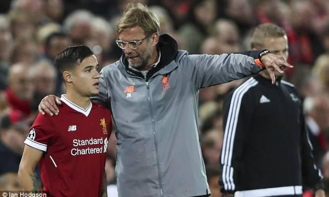 Klopp khiến fan Liverpool mở cờ trong bụng