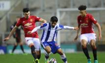 Nhận định MU U23 vs Leicester City U23 02h00, 19/12 (Vòng 12 - Ngoại hạng Anh U23)