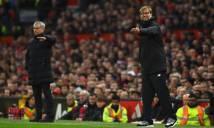 Hậu derby nước Anh: Cả Mourinho và Klopp đều thắng