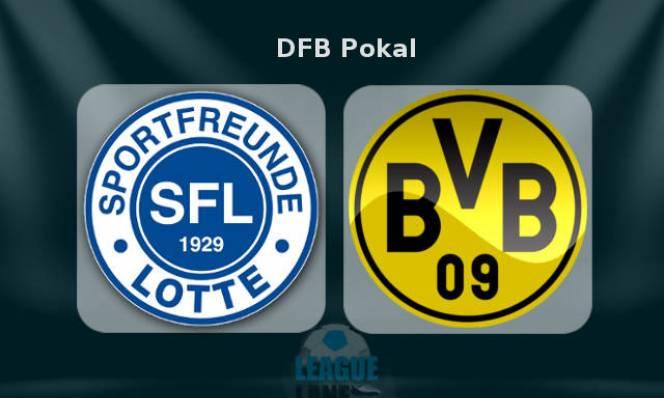 Sportfreunde Lotte vs Dortmund, 00h30 ngày 15/3: Chênh lệch quá nhiều