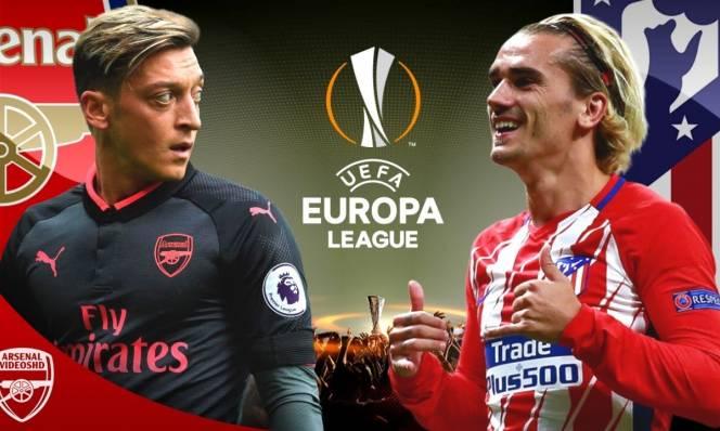 Nhận định Arsenal vs Atletico Madrid, 02h05 ngày 27/4 (Bán kết lượt đi Europa League)