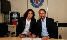 PSG vẫn chưa thể gia hạn hợp đồng với Cavani
