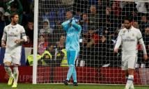 Zidane đau đầu vì Keylor Navas