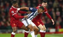 Nhận định Liverpool vs West Brom 02h45, 28/01 (Vòng 4 - Cúp FA Anh)