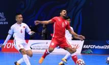 Tuyển futsal Việt Nam thắng nghẹt thở Bahrain, tiếp tục nuôi hy vọng tại giải Futsal châu Á 2018.