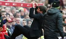 Màn ăn mừng 'bá đạo' của Antonio Conte