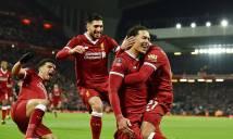 Tân binh 75 triệu lập công, Liverpool đánh bại Everton trong trận cầu máu lửa