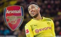 Arsenal tăng tốc vụ Aubameyang, người cũ Dortmund 'chốt hạ'