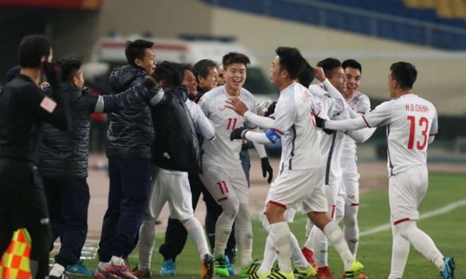 Nhận định U23 Việt Nam vs U23 Úc, 15h00 ngày 14/1 (Bảng D- VCK U23 châu Á 2018)