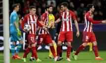 Hàng công bùng nổ, Atletico nhấn chìm Leverkusen ngay tại BayArena