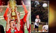 Kimmich (Bayern): 'Tôi từng là kẻ thất bại, chỉ biết khóc và khóc'