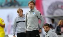 Hoffenheim bổ nhiệm HLV trẻ nhất lịch sử Bundesliga