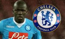 Chelsea sẽ phải bỏ vụ Koulibaly?