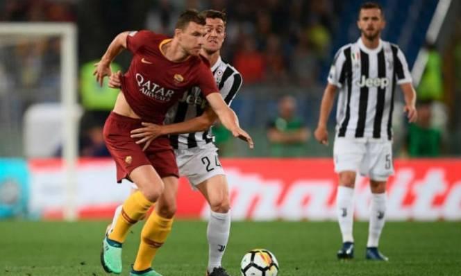 KẾT QUẢ AS Roma - Juventus: Thêm một lần vô địch