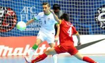 Tuyển futsal Việt Nam đã có giải đấu thành công ngoài mong đợi