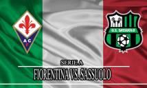 Fiorentina vs Sassuolo, 01h00 ngày 13/12: Trở lại cuộc đua