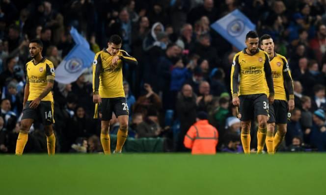 4 nguyên nhân khiến Arsenal bất ngờ sa sút