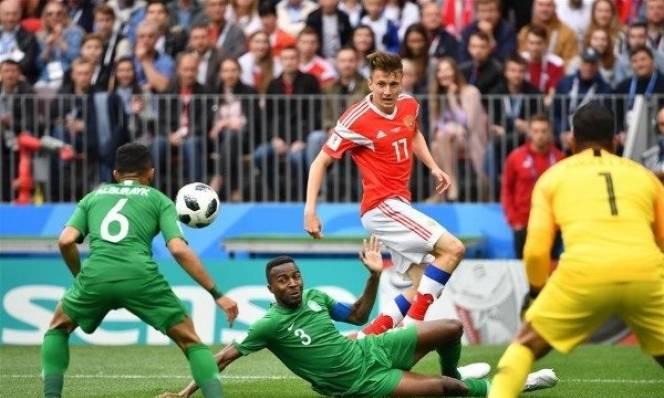 Uruguay vs Saudi Arabia (22h00, 20/06): Uruguay theo bước Nga đi tiếp