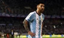 Messi đối diện án phạt vì lăng mạ trọng tài