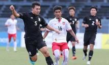 TRỰC TIẾP U21 Myanmar vs U21 Thái Lan, 16h00 ngày 22/12 (Tranh hạng ba U21 Quốc tế 2017)