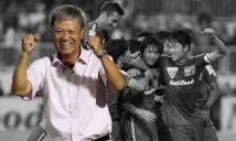 HLV Lê Thụy Hải xem nhẹ sức mạnh của HAGL ở V-League 2018