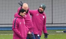 """Được Arsenal quan tâm, Man City """"mở cửa"""" cho Arteta trở về đội bóng cũ"""