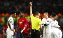 Solskjaer thừa nhận Pogba nhận thẻ đỏ vì non kinh nghiệm