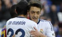 Nóng! Oezil và Di Maria sắp quay về Real Madrid