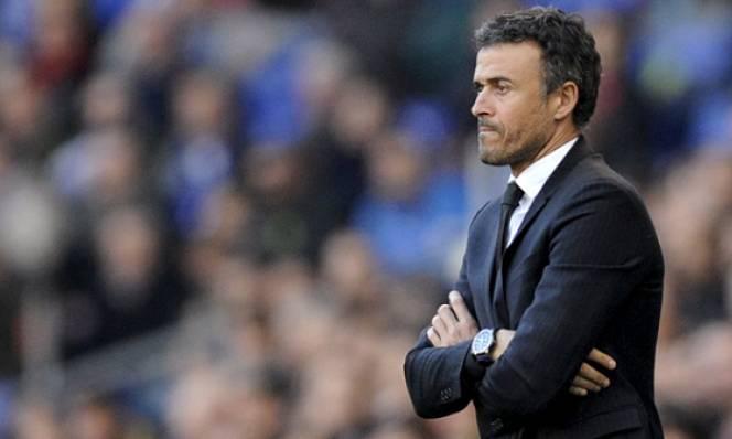 Luis Enrique đã sẵn sàng ngồi vào ghế nóng Chelsea thay Conte
