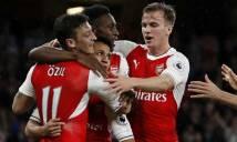 Sanchez lập cú đúp, Arsenal tiếp tục nuôi tham vọng giành vé dự Champions League mùa sau