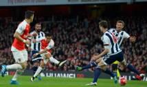 Arsenal vs West Brom, 22h00 ngày 26/12: Hãm phanh tặng quà