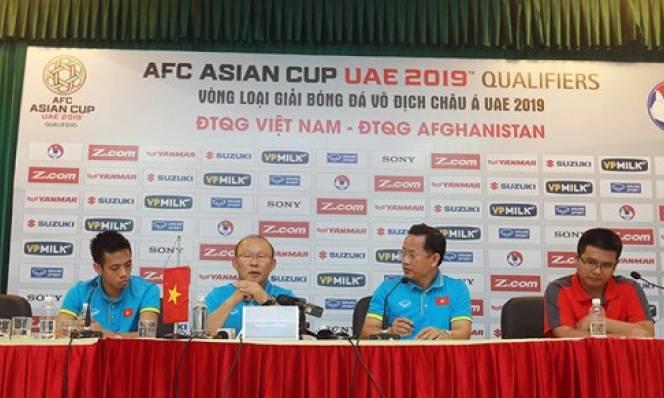 ĐT Việt Nam sẽ có ba điểm trước ĐT Afghanistan