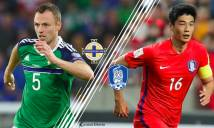 Nhận định Bắc Ireland vs Hàn Quốc, 21h00 ngày 24/3 (Giao hữu quốc tế)