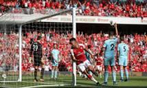KẾT QUẢ Arsenal - Burnley: Tiệc bàn thắng chia tay Wenger