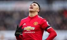 Kỷ lục cực tệ của Sanchez sau trận đấu với Newcastle